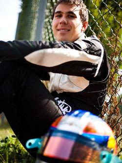 Robert Wickens winner of race 16 in the GP3 Championship