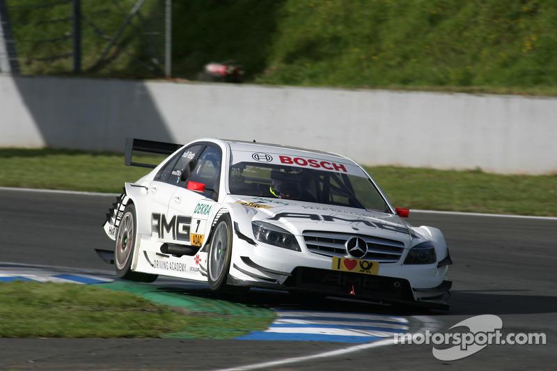 2010: AMG Mercedes C-Klasse
