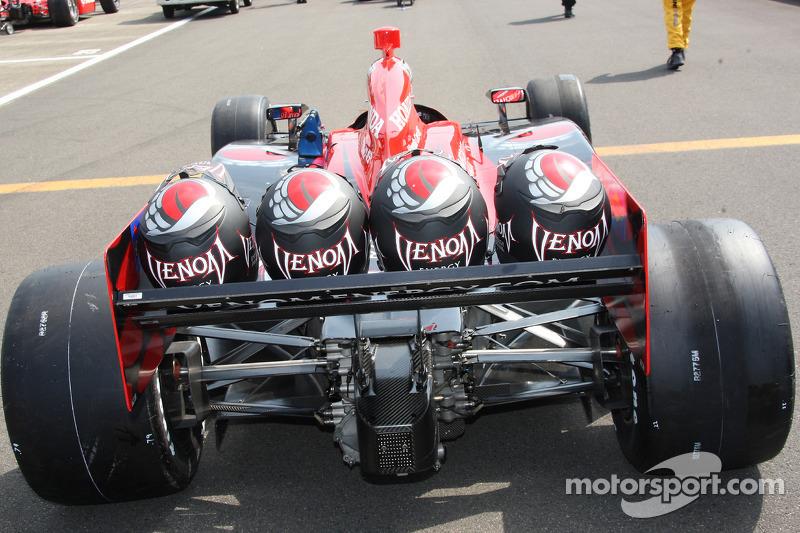 Crew helms van Marco Andretti, Andretti Autosport