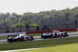 #007 Aston Martin Racing Lola Aston Martin: Adrian Fernandez, Harold Primat, Andrew Meyrick