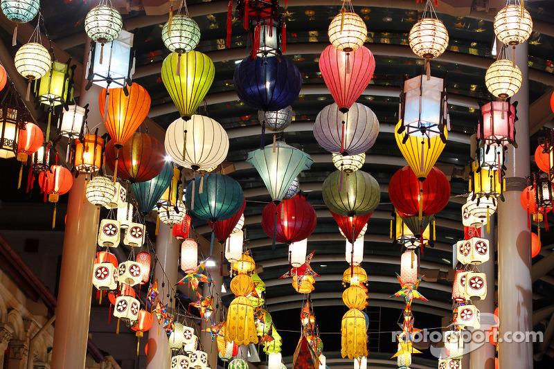 De stad: Chinatown