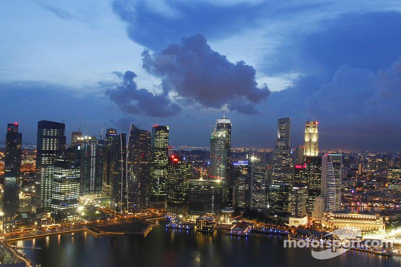 De stad: Skyline
