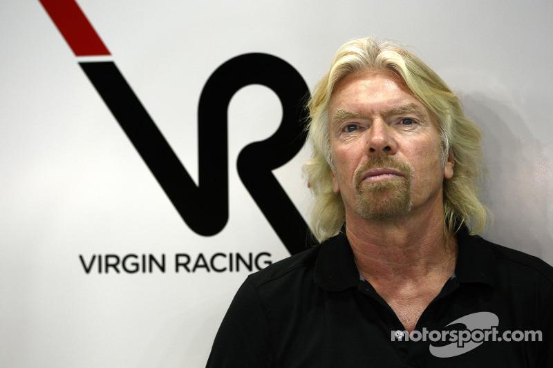 Sir Richard Branson, Virgin Racing