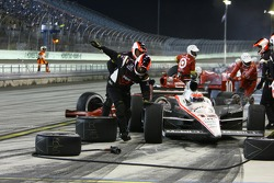 Problems for Will Power, Team Penske continue as Dario Franchitti, Target Chip Ganassi Racing leaves the pits