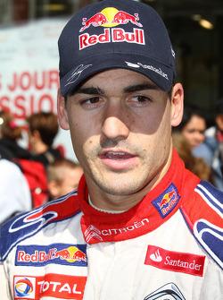 Dani Sordo, Citroën C4 Citroën Total World Rally Team