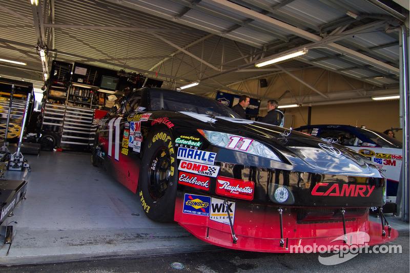 Auto van Denny Hamlin, Joe Gibbs Racing Toyota