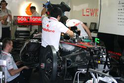 Car, Lewis Hamilton, McLaren Mercedes