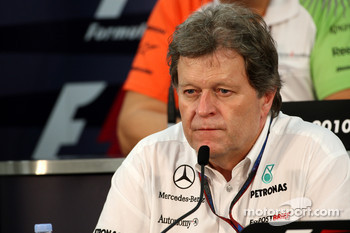 Mercedes still committed to Formula One