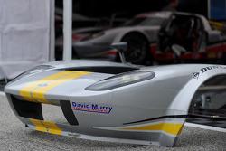 Robertson Racing garage