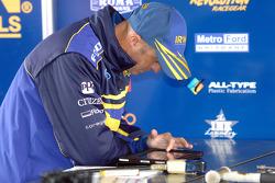 David Brabham, Irwin Tools Racing