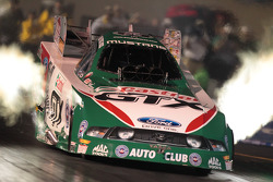 Ashley Force Hood, 2010 Castrol GTX Ford Mustang