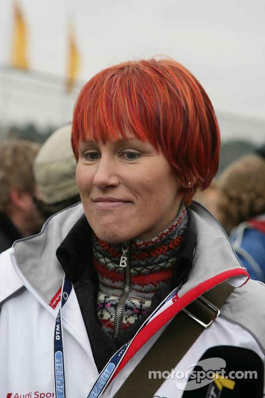 Kati Wilhelm, Duitse biatlete