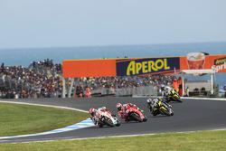 Marco Simoncelli, San Carlo Honda Gresini, Nicky Hayden, Ducati Marlboro Team, Ben Spies, Monster Yamaha Tech 3