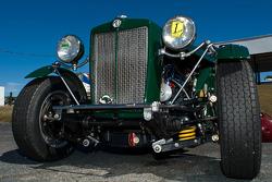 #284 1HP '53 MGTD: Steve Konsin