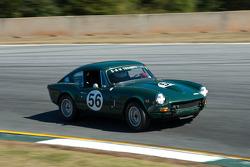 #56 3EP '69 Triumph GT6: Jerry Etzel