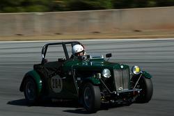 1HP '53 MGTD : Steve Konsin