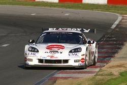 #101 Callaway Competition Z06R GT3: Daniel Keilwitz, Christian Hohenadel