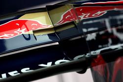 Scuderia Toro Rosso rear wing
