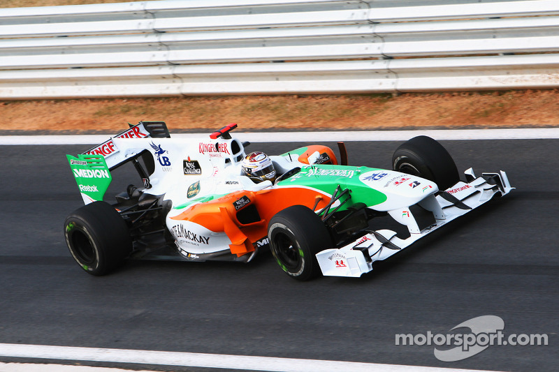 2010: Force India-Mercedes VJM03