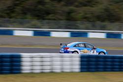 Alain Menu, Chevrolet, Chevrolet Cruze LT