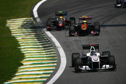 Nick Heidfeld, Mercedes GP