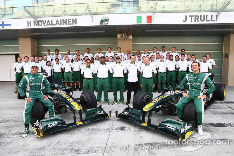 Un equipo malayo