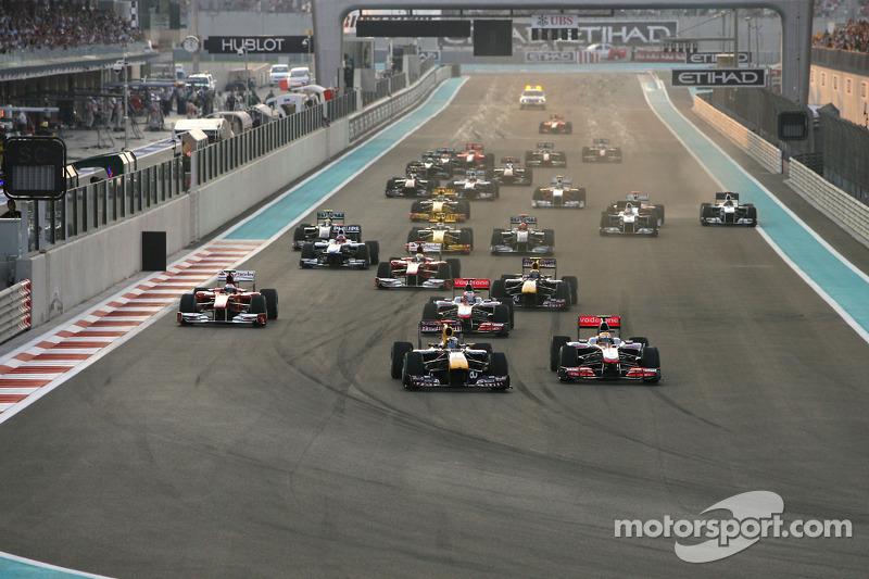 3. Гран Прі Абу-Дабі-2010