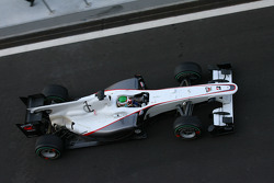 Abu Dhabi young driver test