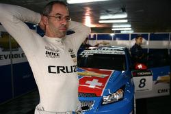 Ален Меню, Chevrolet, Chevrolet Cruze LT