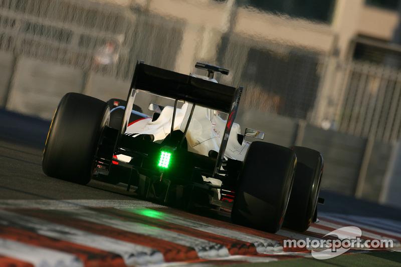 Серхіо Перес, BMW Sauber C29 Ferrari