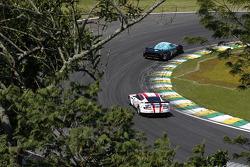 #2 Vitaphone Racing Team Maserati MC12: Alexandre Negrao, Enrique Bernoldi, #7 Young Driver AMR Aston Martin DB9: Darren Turner, Tomas Enge