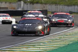 #11 Mad-Croc Racing Corvette Z06: Sergio Jimenez, Claudio Dahruj