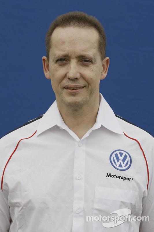 Volkswagen Motorsport: Eduard Weidel