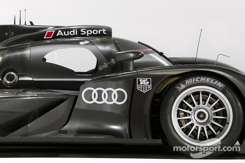 The 2011 Audi R18 TDI detail