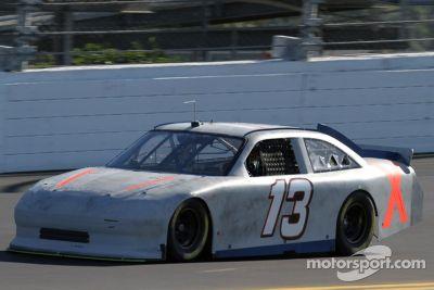 Prueba de Goodyear en Daytona