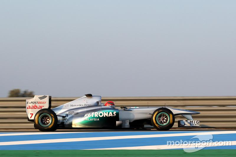 2011: Mercedes