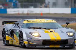 #04 Robertson Racing Doran Ford GT: David Murry, Anthony Lazzaro