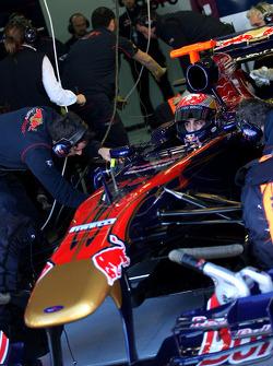 Sebastien Buemi, Scuderia Toro Rosso