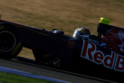 Jaime Alguersuari, Scuderia Toro Rosso, STR06