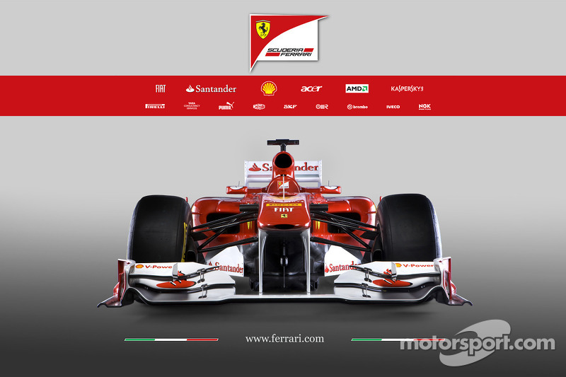 The new Ferrari F150