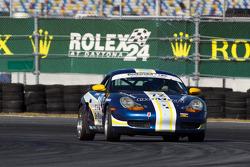 #72 DeMan Motorsport Boxster: Jose Armengol, Jon Miller