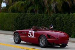 Ferrari 166 MM на вулицях Вест-Палм-Біч