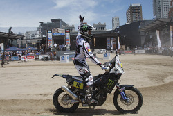 Podium: bike category 15th place Frans Verhoeven