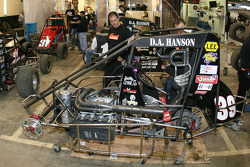 Kevin Swindell's chassis