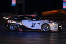 Nissan GTR GT1 In The Live Action Arena