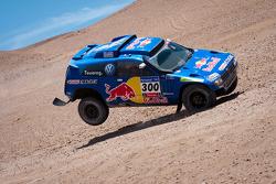 #300 Volkswagen: Carlos Sainz and Lucas Cruz Senra