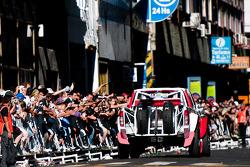 #306 Nissan Overdrive: Nani Roma and Gilles Picard
