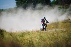 Test de KTM: Marc Coma
