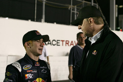 Cole Whitt, Turn One Racing Chevrolet with Jay Frye
