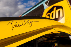 Car detail David Ragan, Roush Fenway Racing Ford